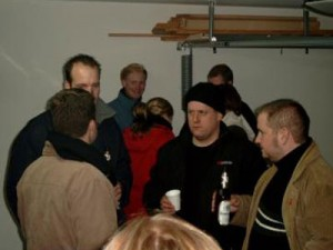 Winterwanderung 2005 Chor 3